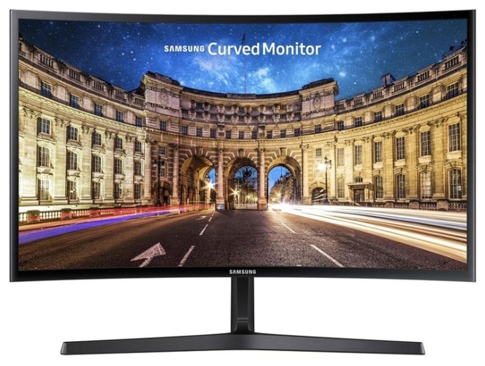 Samsung LC24F396FHI мониторLC24F396FHIXCIОщутите поистине захватывающие эмоции от просмотра или работы с необычайно изогнутым монитором Samsung. Линия изгиба изогнутого монитора такая же как у экрана в кинотеатре iMax и составляет 1 800 R или 1 800 мм (радиус дуги по которой изогнут экран), что создает более широкое поле зрения, повышает глубину восприятия картинки и сводит к минимуму отвлечения по периферии. Таким образом, любимое ТВ-шоу, гоночная игра и другой медиа-контент подарят совершенно иной, незабываемый опыт. Более изогнутый экран для лучшего восприятия изображения. Изогнутый экран в мониторах появился как следствие изогнутости глаза человека, повторяя контур глаза удается достичь меньшей усталости благодаря более редкой фокусировке на изображении. Технологии, реализованные в данном мониторе, позволили уменьшить энергопотребление путем уменьшения яркости черного или установки яркости на 25% / 50% от максимальной.