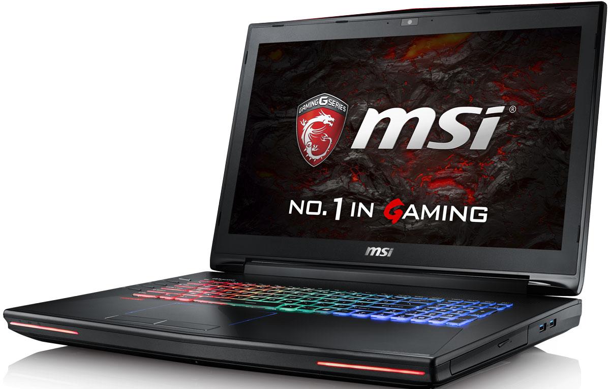 MSI GT73VR 6RE-059RU Titan SLI 4K, BlackGT73VR 6RE-059RUКомпания MSI создала игровой ноутбук GT73VR 6RE Titan SLI 4K с новейшим поколением графических карт NVIDIA GeForce GTX 10 серии. По ожиданиям экспертов производительность новой GeForce GTX 1070 SLI должна более чем на 40% превысить показатели графических карт GeForce GTX 900M Series. Благодаря инновационной системе охлаждения Cooler Boost и специальным геймерским технологиям, применённым в игровом ноутбуке MSI GT73VR 6RE Titan SLI 4K , графическая подсистема новейшего поколения NVIDIA GeForce GTX 1070 SLI сможет продемонстрировать всю свою мощь без остатка. Олицетворяя концепцию Один клик до VR и предлагая полное погружение в игровые вселенные с идеально плавным геймплеем, игровой ноутбук от MSI разбивает устоявшиеся стереотипы об исключительной производительности десктопов. Ноутбук MSI GT73VR 6RE Titan SLI 4K готов поразить любого геймера, заставив взглянуть на мобильные игровые системы по-новому. По сравнению с предыдущими поколениями новейшие...