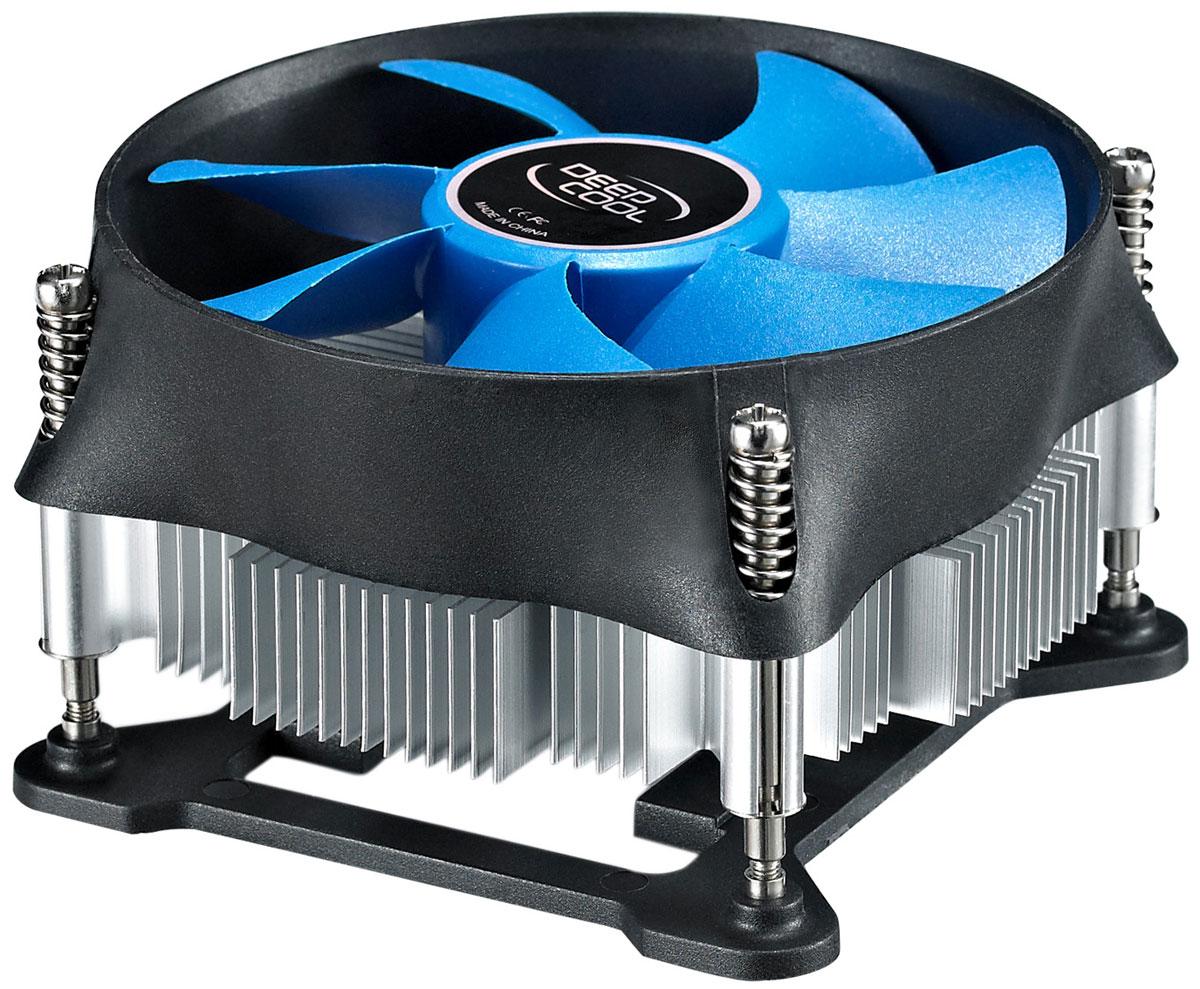 Deepcool THETA 15 PWM кулер компьютерныйTHETA 15 PWMКулер Deepcool THETA 15 PWM имеет в своем составе алюминиевый радиатор, который осуществляет высокую эффективность охлаждения процессоров. Устройство обеспечивает превосходный баланс между издаваемым шумом и потоком производимого воздуха. Максимальный шумовой эффект, который может произвести система охлаждения, составляет 39 дБ.