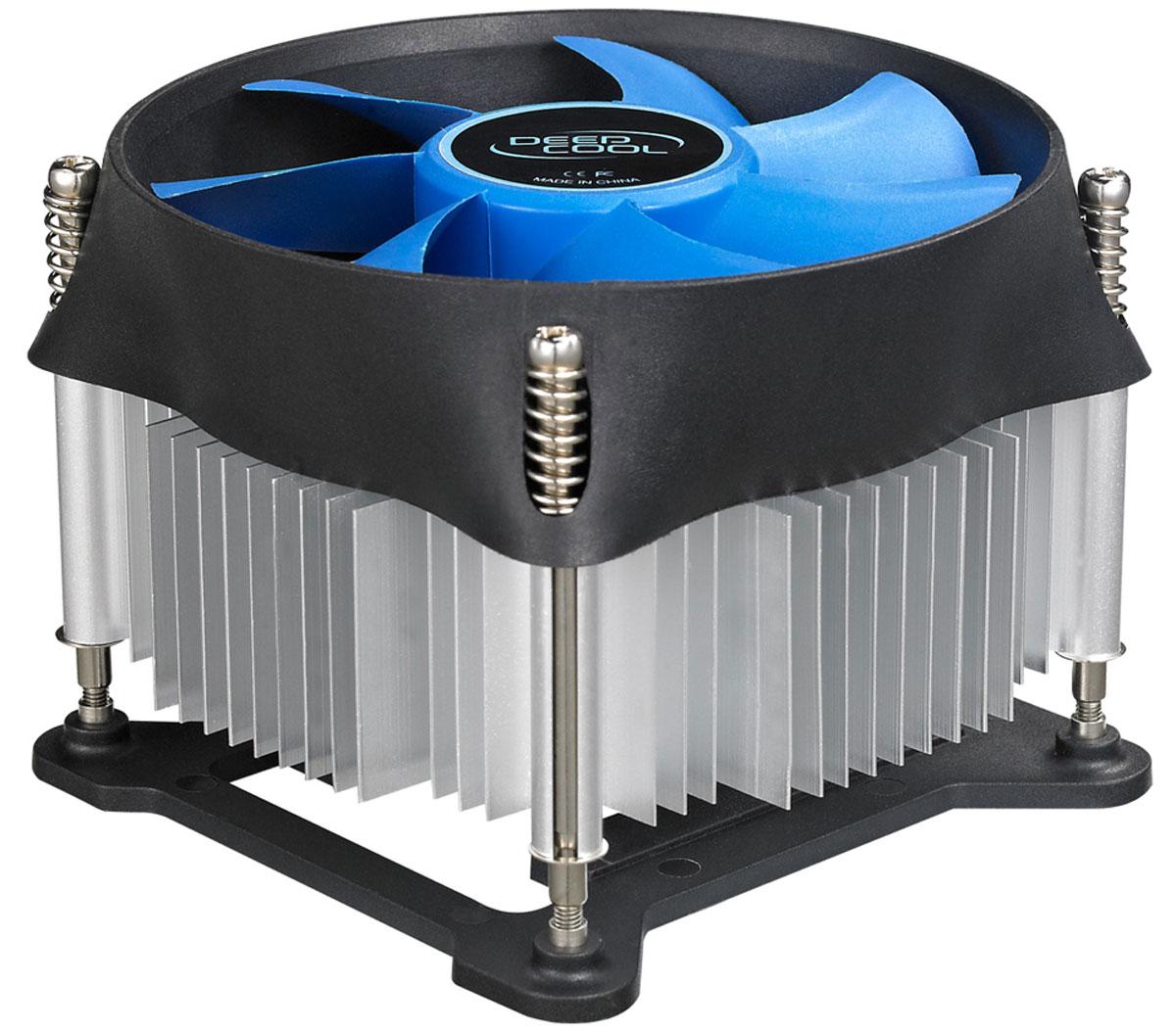 Deepcool THETA 20 кулер компьютерныйTHETA 20Кулер Deepcool THETA 20 оснащен алюминиевым радиатором с медным основанием, который является эффективным охлаждением для процессоров. Вентилятор, который имеет повернутую конструкцию, представляет собой хорошо сбалансированный прибор с позиции потока производимого воздуха и издаваемого шума. Анодированные титано-алюминиевые теплоотводы рационально рассеивают тепло. Установка винтов и задней панели обеспечивает безопасный монтаж.