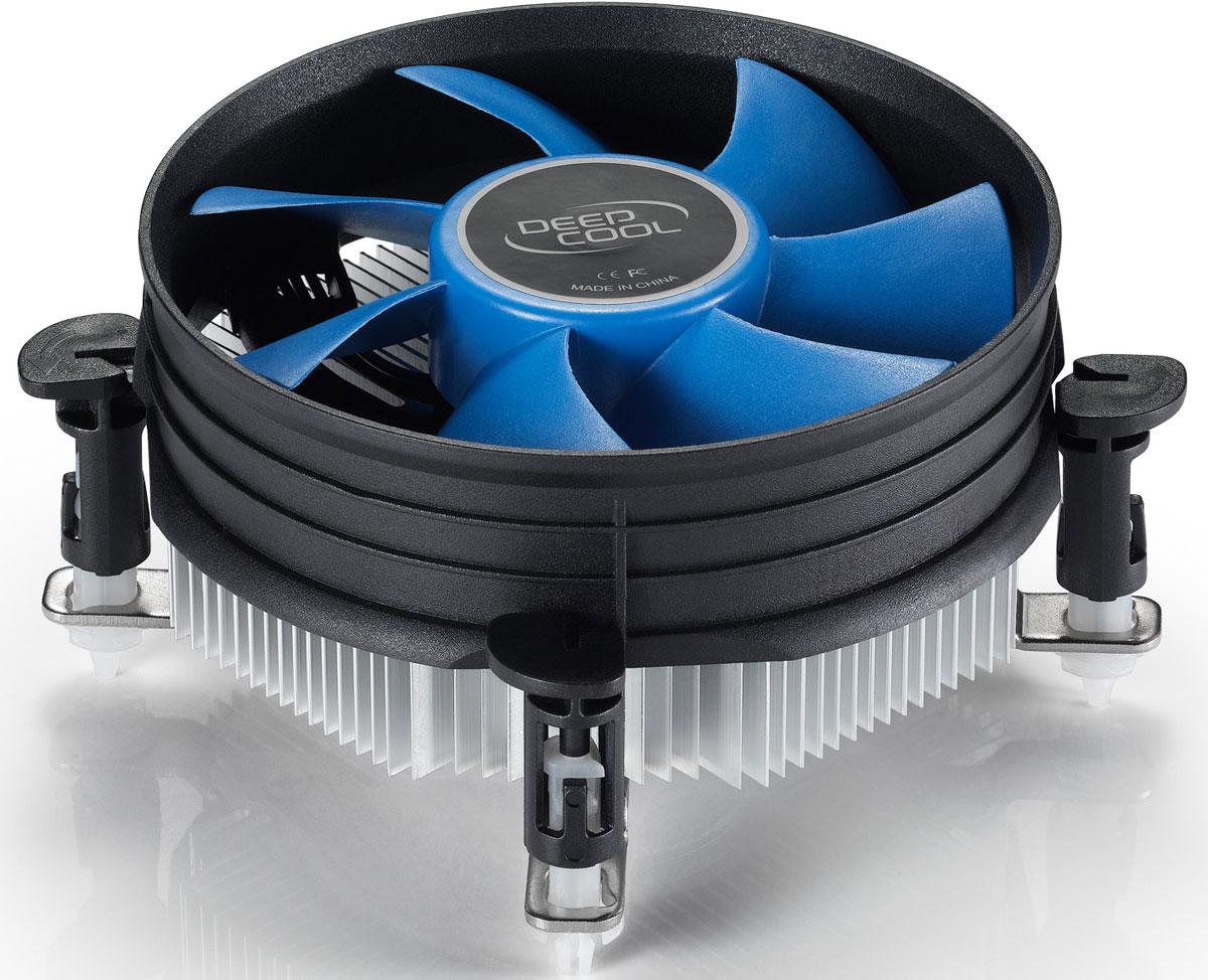 Deepcool THETA 9 кулер компьютерныйTHETA 9Кулер Deepcool THETA 20 оснащен алюминиевым радиатором с аналогичным основанием, который является эффективным охлаждением для процессоров. 92 x 25 мм вентилятор обеспечивает большой поток воздуха для эффективного охлаждения процессора. Низкопрофильный радиатор легко устанавливается в случаях маленького форм-фактора. Термопаста нанесена на основание кулера.