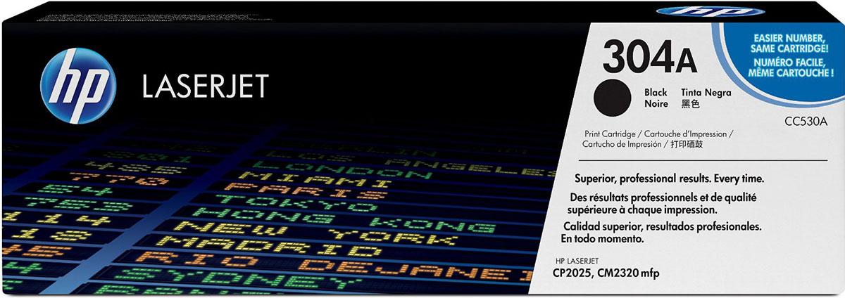HP CC530A (304A), Black тонер-картридж для Color LaserJet CP2025/CM2320CC530AВаши документы не останутся незамеченными. Тонер-картридж HP CC530A (304A) позволяет печатать материалы профессионального качества прямо в офисе: оцените яркие и запоминающиеся цвета, четкий текст и фотореалистичные изображения. Кроме того, оригинальные расходные материалы HP LaserJet позволят добиться максимальной производительности печати. Насыщенный цвет и четкая графика, привлекающая внимание. Реалистичные фотографии профессионального качества говорят больше, чем все слова мира. Разборчивый текст и четкость деталей передадут все, что вы хотели сказать. Улучшенный тонер HP ColorSphere — это профессиональное качество и великолепные результаты печати. Благодаря оригинальным расходным материалам HP LaserJet печать становится еще проще. Печатайте все что угодно — от цветных маркетинговых материалов полиграфического качества до недорогих черно-белых документов. Экономия времени и средств, затрачиваемых на повторную печать....