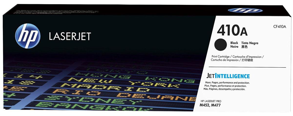 HP CF410A (410A), Black тонер-картридж для LaserJet Pro M452/ M477/M377dwCF410AПоложитесь на оригинальные лазерные картриджи HP 410A с технологией JetIntelligence. Они обеспечивают стабильное качество и высокую скорость работы. Технология защиты от подделок обеспечит стабильное качество, несопоставимое с предложениями конкурентов. Оригинальные лазерные картриджи HP с технологией JetIntelligence обеспечивают высокую скорость печати и результаты, соответствующие вашим ожиданиям.