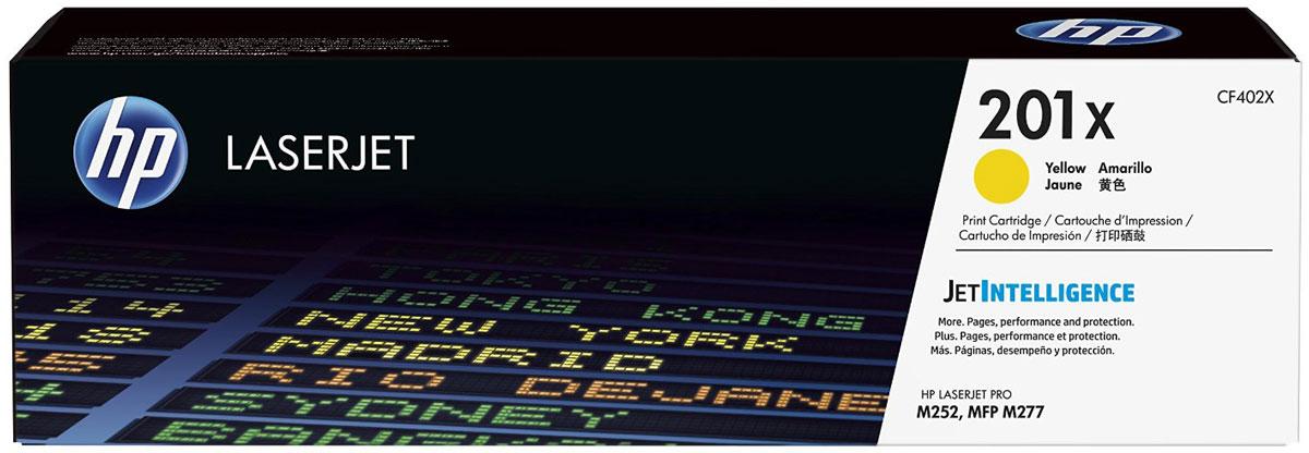 HP CF402X (201X), Yellow тонер-картридж для Color LaserJet Pro M252/M277CF402XОригинальные лазерные картриджи увеличенной емкости HP 201X с технологией JetIntelligence оснащены инновационными средствами проверки подлинности, а также гарантируют профессиональное качество материалов и высокую скорость печати. Будьте уверены, что извлекаете максимум выгоды из каждого картриджа. Лазерные картриджи повышенной емкости HP LaserJet с технологией JetIntelligence обеспечат непревзойденную производительность и точность информации об уровне расхода тонера. Количество высококачественных документов, которые вы сможете напечатать, превзойдет все ожидания. Тонер ColorSphere 3 был специально разработан для повышения производительности принтера. Низкая температура плавления гарантирует профессиональное качество печати. Все оригинальные лазерные картриджи HP LaserJet с поддержкой JetIntelligence оснащены эксклюзивной технологией HP по борьбе с поддельной продукцией. При установке картриджа в принтер его подлинность проверяется...