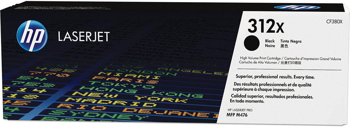 HP CF380X (312X), Black тонер-картридж для Color LaserJet Pro M476CF380XС помощью тонер-картриджей HP 312X вы всегда сможете добиться профессионального качества документов и рекламных материалов. Экономьте время и расходные материалы, повышая при этом производительность домашней и офисной печати. Оригинальные лазерные картриджи HP LaserJet - это неизменная гарантия качества. Забудьте о повторной печати, напрасно потраченных расходных материалах и дорогостоящих задержках, которые могут возникнуть при работе с картриджами сторонних производителей. Не теряйте ни минуты. На замену оригинальных лазерных картриджей HP LaserJet и продолжения печати потребуется всего несколько секунд. Ведь эти картриджи создавались специально для быстрой и простой установки в МФУ HP LaserJet.