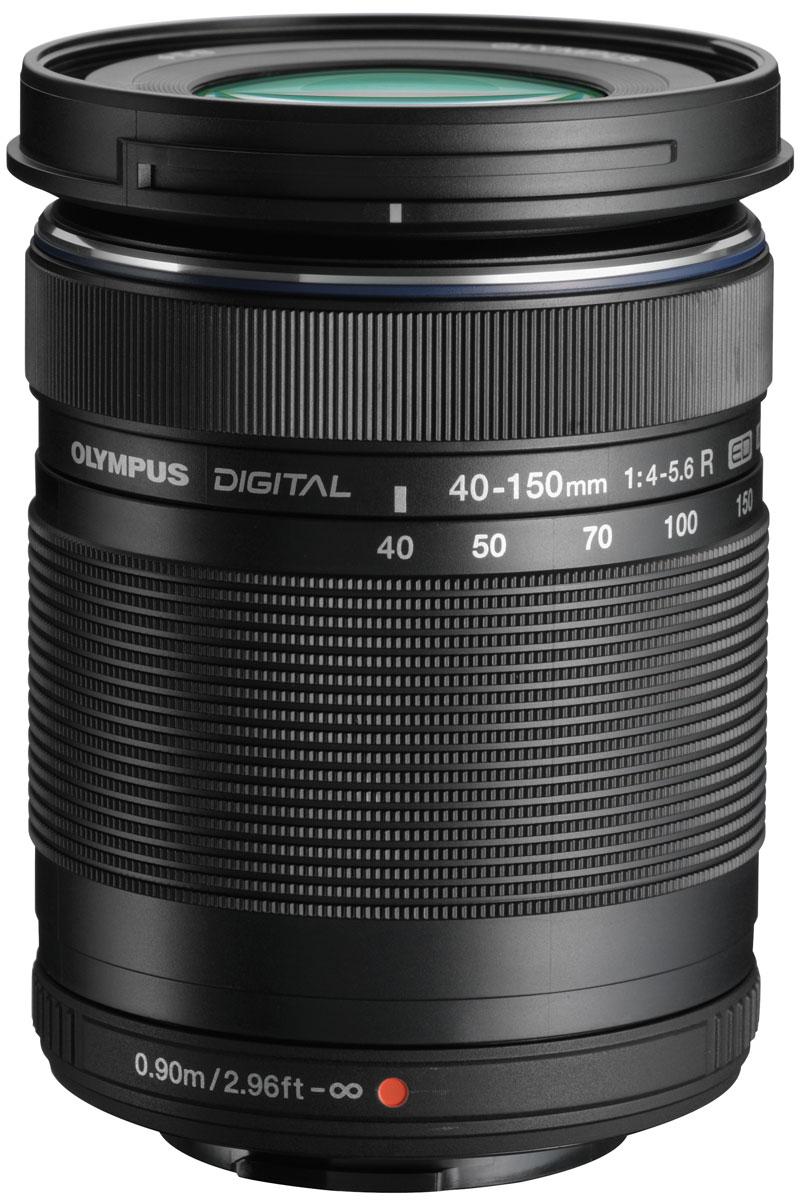 Olympus M.Zuiko Digital ED 40-150mm 1:4.0-5.6 R, Black объектив V315030BE000