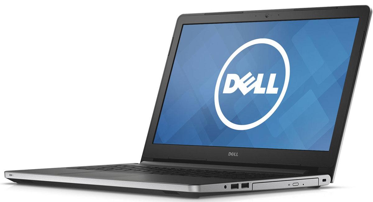 Dell Inspiron 5759, Silver (0261)5759-0261Dell Inspiron 5759 - достаточно просторный для воплощения ваших идей. Современный 17,3-дюймовый ноутбук с процессором Intel, дисководом DVD-дисков и ярким дисплеем с поддержкой разрешения HD+. Быстрая загрузка веб-страниц, игр и приложений благодаря процессорам Intel, обеспечивающим высочайшую производительность и потрясающее качество изображения. Увеличенное время работы без подзарядки. Удаляйтесь от сети электропитания без всяких опасений. Вместительный аккумулятор поможет вам увеличить время между зарядками до 7 часов. Поддержка технологии True Color обеспечивает возможность настройки насыщенности цветов в соответствии с личными предпочтениями пользователя. Скорректируйте температуру цвета и тон, чтобы установить уровень насыщенности цветов в соответствии со своими потребностями. Чем бы вы ни занимались — микшированием, прослушиванием потокового аудио или общением, — технология MaxxAudio компании Waves делает низкие частоты...