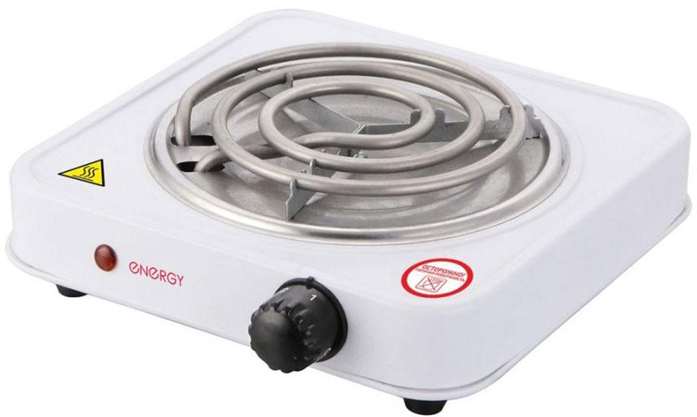 Energy EN-902 настольная плита54 158902Energy EN-902 - компактная электрическая настольная плита. 1 конфорка позволят вам приготовить еду для небольшой семьи. Благодаря своим габаритам, данная модель отлично подойдет для маленькой кухни на даче. Она изготовлена из качественных материалов и прослужит вам долгое время.
