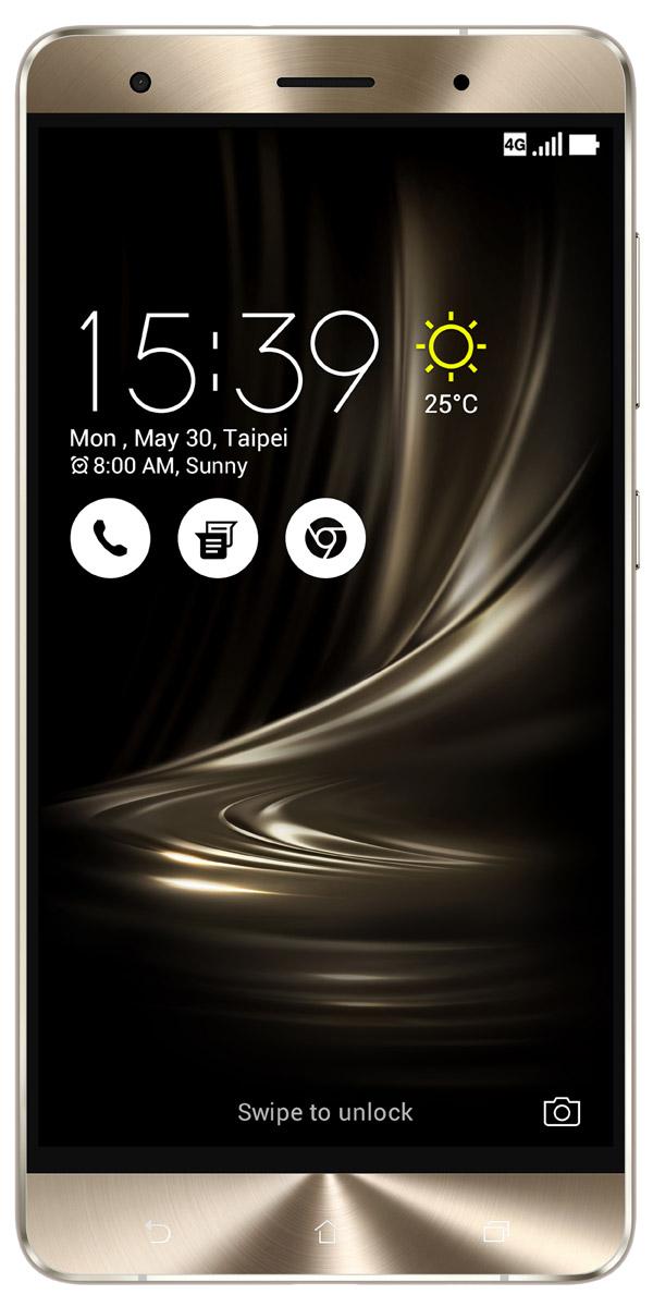 ASUS ZenFone 3 Deluxe ZS570KL, Silver (90AZ0164-M00130)90AZ0164-M00130