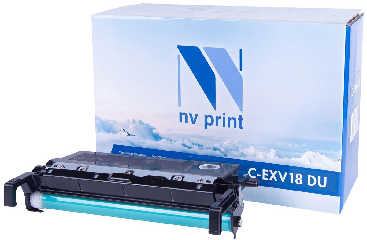 NV Print CEXV18DU, Black фотобарабан для Canon IR1018/1022NV-CEXV18DUДрам-картридж NV Print CEXV18DU производится по оригинальной технологии из совершенно новых комплектующих. Все картриджи проходят тестовую проверку на предмет совместимости и имеют сертификаты качества. Лазерные принтеры, копировальные аппараты и МФУ являются более выгодными в печати, чем струйные устройства, так как лазерных картриджей хватает на значительно большее количество отпечатков, чем обычных.
