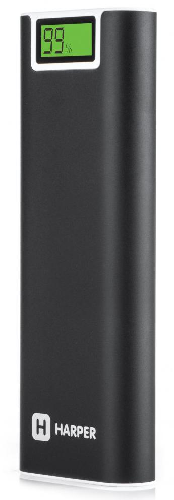 Harper PB-2013 внешний аккумулятор (13200 мАч)H00001222ВНЕШНИЙ АККУМУЛЯТОР ДЛЯ ЗАРЯДКИ МОБИЛЬНЫХ УСТРОЙСТВ. Ёмкость батареи: 13 200mAh; Тип батареи Li-Ion; Выход 2 USB: 5V/2,1A; LED фонарик; LED индикатор