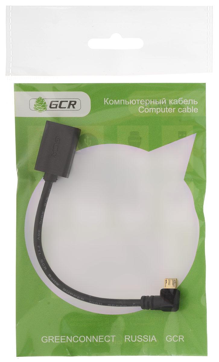 Greenconnect GCR-AMCB2AF-AA OTG-кабель (0,15 м)GCR-AMCB2AF-AA-0.15mКабель Greenconnect GCR-AMCB2AF-AA используется для подключения периферийных устройств, таких как мышь или клавиатура к вашей портативной электронике с разъемом microUSB OTG (On-The-Go). OTG (On-The-Go) функция позволяет синхронизировать периферийные USB-устройства с портативным девайсом напрямую - без необходимости подключения к ПК.