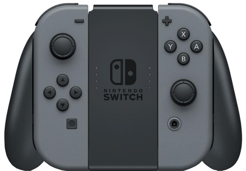 Игровая консоль Nintendo Switch ConSWT1, GreyConSWT1Nintendo Switch - инновационная игровая консоль-гибрид. Ее не только можно подключить к телевизору, она также мгновенно превращается в портативную игровую систему с экраном 6,2 дюйма. Впервые игроки смогут наслаждаться масштабными игровыми проектами, типичными для домашних консолей, где угодно и когда угодно. Игровая консоль поддерживает Amiibo и многопользовательскую локальную/онлайн игру на 8 человек. Многофункциональные контроллеры Joy-Con предлагают игрокам новые возможности для развлечений. Каждый Joy-Con оснащен полным набором кнопок и может выступать в качестве самостоятельного контроллера. Каждый контроллер оснащен акселерометром, гироскопом, а также поддерживают функцию вибрации HD. Подключите консоль к телевизору, и все от мала до велика смогут погрузиться в игровые миры. Отличный способ играть в видеоигры дома с друзьями и родными. Если у вас нет доступа к телевизору, откиньте опору консоли и вручите другу контроллер Joy-Con,...
