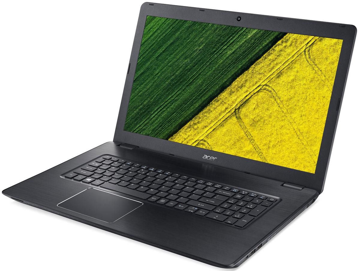 Acer Aspire F5-771G-74D4, BlackF5-771G-74D4Acer Aspire F5-771G - мощное решение повседневных задач. Алюминиевая крышка и текстурированный узор покрытия обеспечивают индивидуальный стиль и удобство использования. Красивые акценты в виде скошенных краев, напоминающих грани бриллиантов, делают ноутбук еще более стильным и позволяют удобно открывать крышку устройства. Благодаря разрешению дисплея Full HD, графической плате NVIDIA GeForce GTX950M с высокопроизводительной памятью GDDR5 и технологии Acer ExaColor изображение обретает яркие, точные цвета и более четкие детали, делая просмотр видео и фильмов незабываемым. Память DDR4 ускорит производительность, а стандарт 802.11ac повысит скорость беспроводного подключения. Новый двусторонний коннектор USB Type-C и USB 3.1 позволят передавать данные и заряжать устройства с помощью одного порта. Выполняйте любые задачи вне зависимости от местоположения благодаря увеличению времени работы в автономном режиме до 12 часов и решению...