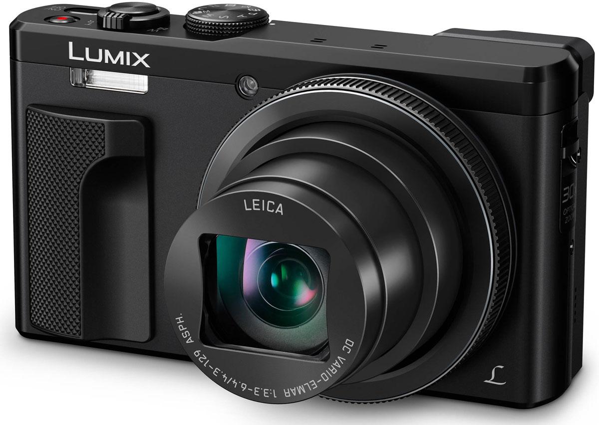 Panasonic Lumix DMC-TZ80, Black цифровая фотокамераDMC-TZ80EE-KPanasonic Lumix DMC-TZ80 - камера для путешествий с 30-кратным зумом и режимом 4К. Возьмите эту портативную камеру в следующее путешествие. Мощный объектив с 30-кратным оптическим зумом и возможность фото- и видеозаписи в формате 4к позволите невероятной точностью сохранить воспоминания о вашем путешествии. Камера позволит вам попасть в центр событий. 24-миллиметровый объектив LEICA DC VARIO-ELMAR оснащен 30-кратным оптическим зумом. поэтому вы можете сфотографировать интересный объект даже если он находится далеко. Благодаря поддержке технологии 4К в DMC-TZ80, режим 4К Фото позволит вам создавать идеальные снимки со скоростью 30 кадров в секунду и выбирать лучший кадр уже после съемки. Снимайте, выбирайте и сохраняйте. Благодаря 4К Фото для вас не останется неуловимых моментов. Представьте, что вы можете точно выбрать, что именно должно находиться в фокусе. даже после того, как вы сняли фотографию. Функция постфокусировки в камере LUMIX...
