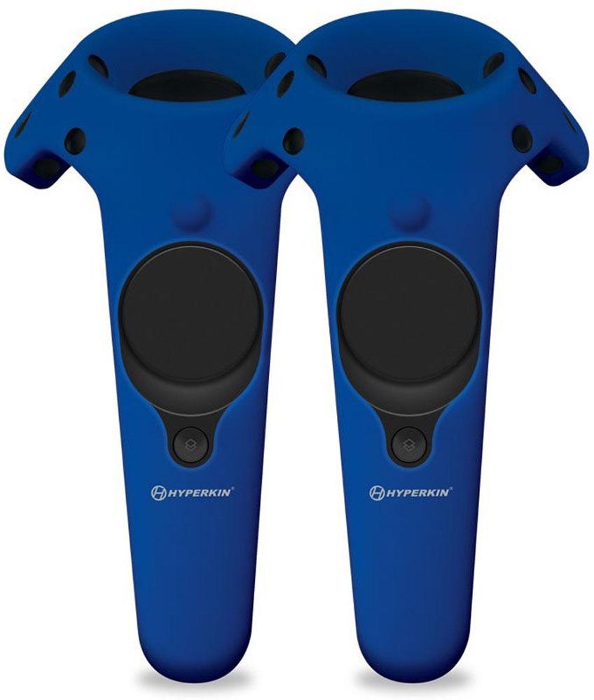 Hyperkin GelShell, Blue чехол для контроллеров HTC Vive, 2 шт (M07201)