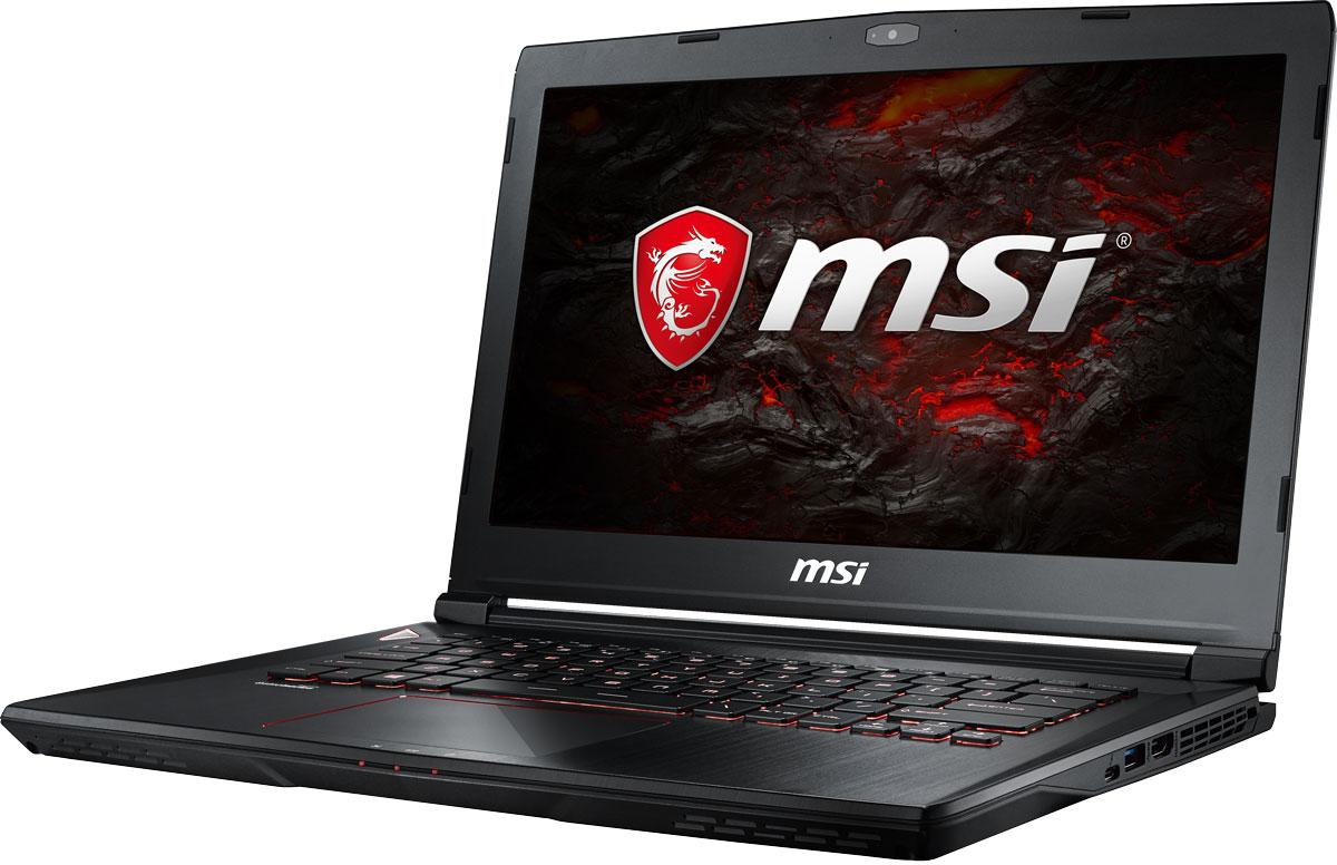 MSI GS43VR 7RE-094RU Phantom Pro, Black9S7-14A332-094Компания MSI создала игровой ноутбук GS43VR 7RE с новейшим поколением графических карт NVIDIA GeForce GTX 10 Series. По ожиданиям экспертов производительность новой GeForce GTX 1060 должна более чем на 40% превысить показатели графических карт GeForce GTX 900M Series. Благодаря инновационной системе охлаждения Cooler Boost и специальным геймерским технологиям, применённым в игровом ноутбуке MSI GS43VR 7RE, графическая карта новейшего поколения NVIDIA GeForce GTX 1060 сможет продемонстрировать всю свою мощь без остатка. Олицетворяя концепцию Один клик до VR и предлагая полное погружение в игровые вселенные с идеально плавным геймплеем, игровой ноутбук MSI разбивает устоявшиеся стереотипы об исключительной производительности десктопов. Ноутбук MSI GS43VR 7RE готов поразить любого геймера, заставив взглянуть на мобильные игровые системы по-новому. Седьмое поколение процессоров Intel Core серии H обрело более энергоэффективную архитектуру, продвинутые...
