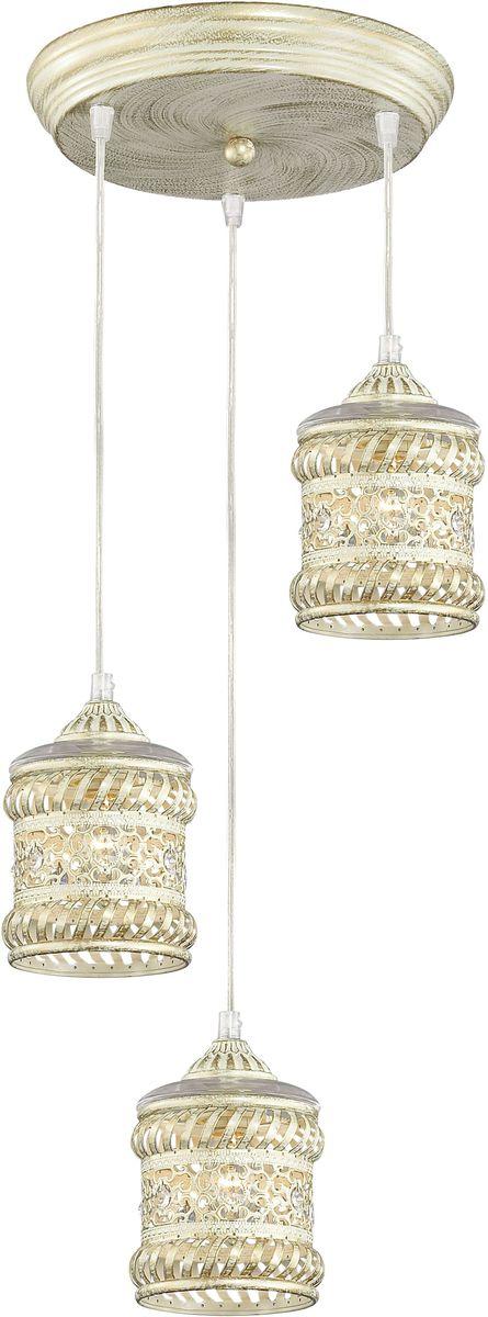 Светильник подвесной Favourite Arabia, 3 х E14, 40. 1623-3P1623-3P