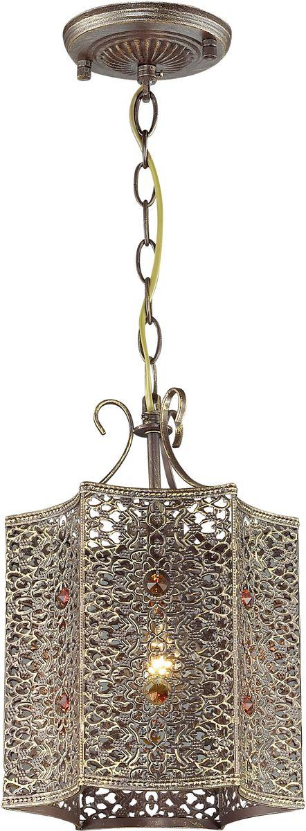 Светильник подвесной Favourite Bazar, 1 х E27, 60. 1624-1P1624-1P