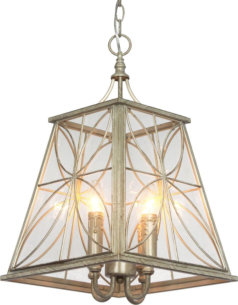 Светильник подвесной Favourite Mirma, 4 х E14, 40. 1630-4P1630-4P
