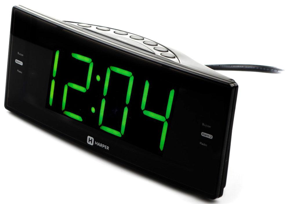 Harper HCLK-2044 радиобудильник H00001163