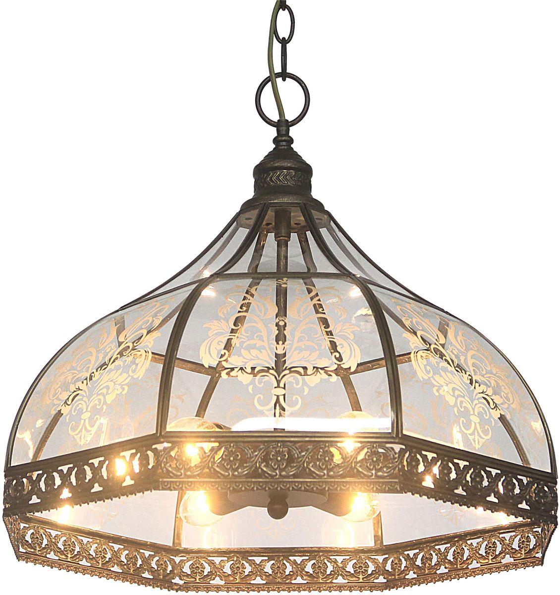 Светильник подвесной Favourite Sandal, 6 х E14, 40. 1634-6P1634-6P