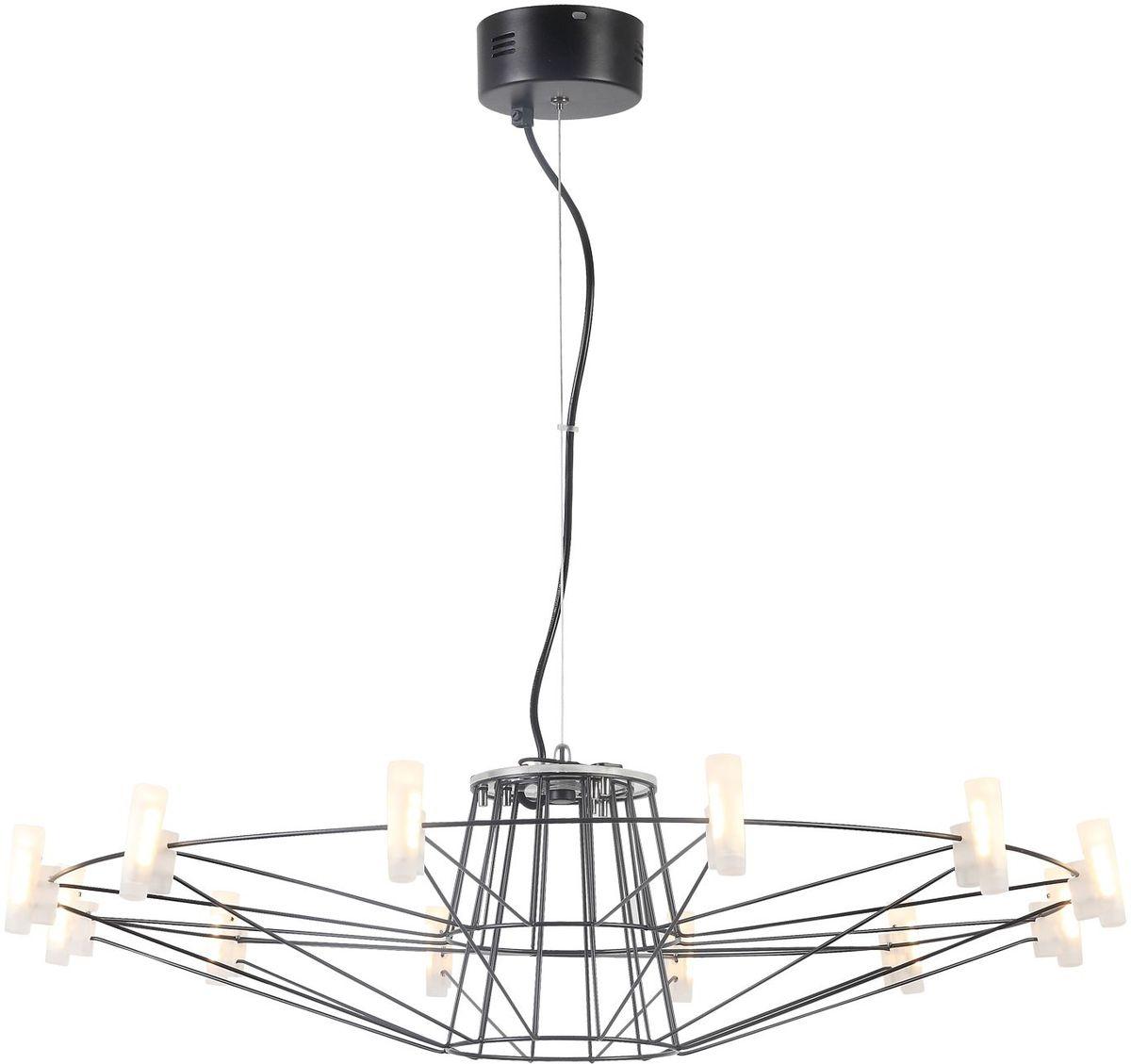 Люстра подвесная Favourite Salute, 12 х LED, 2. 1638-12P1638-12P