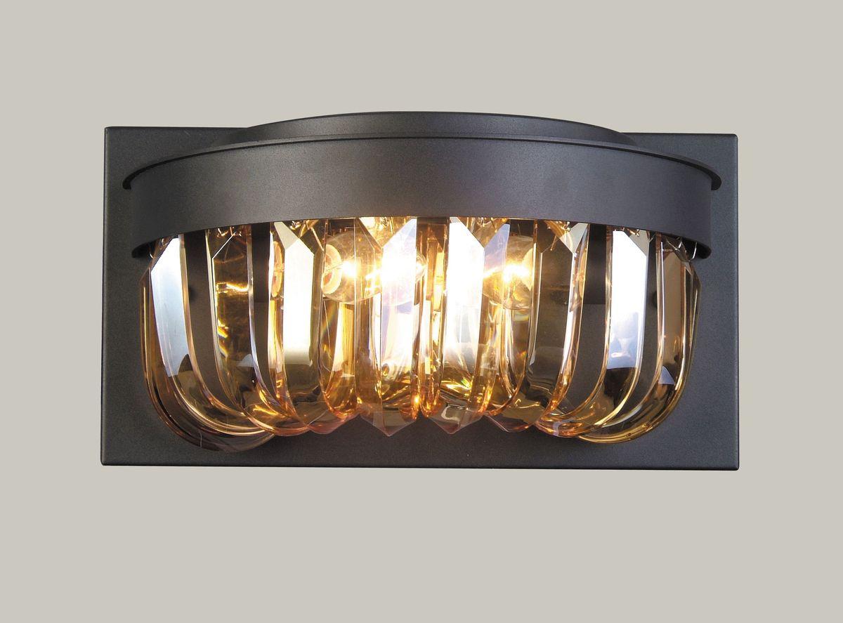 Светильник настенный Favourite Amber, 2 х E14, 40. 1657-2W1657-2W