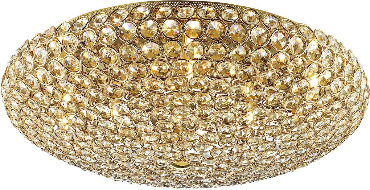 Светильник потолочный Favourite Sunshine, 9 х G9, 40W. 1691-9C1691-9C