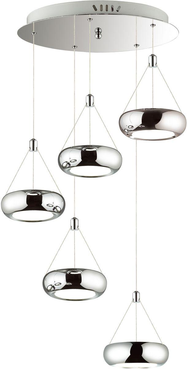 Светильник подвесной Favourite Teller, 5 х LED, 6. 1700-5P1700-5P