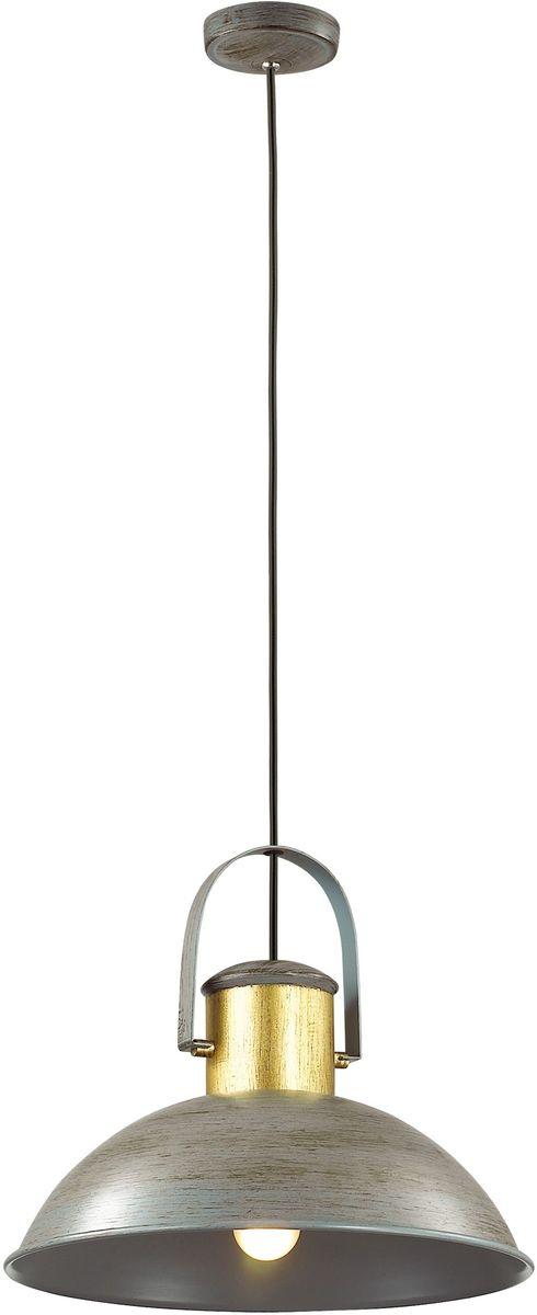 Светильник подвесной Favourite Bowl, 1 х E27, 40. 1707-1P1707-1P