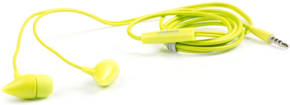 Harper HV-403, Green наушникиH00001181Наушники Harper HV-403 сочных цветов, выполненные в форме ушек маленьких монстров, не могут не привлечь к себе внимание! Насыщенный красный, ультрамодный лайм, черная и белая классика или розовый глянец - подобрать наушники себе по стилю и цвету сможет каждый, и при этом Harper HV-403 станут отличным аксессуаром не только для ребенка, но и для взрослого. Чтобы наушники максимально гармонично работали именно с вашим смартфоном, производители Harper HV-403 предусмотрели два режима интерпретации команд от многофункциональной кнопки - для iPhone, Samsung и других аналогичных гаджетов (режим S), а также для Lenovo, ZTE и других смартфонов китайского производства (режим N). Чтобы наушники работали превосходно, не нужно устанавливать какие-либо сторонние программы и утилиты. Треки можно переключать или перематывать всего одной клавишей. Мультифункциональная кнопка также принимает и завершает вызовы, запускает и останавливает музыку. ...