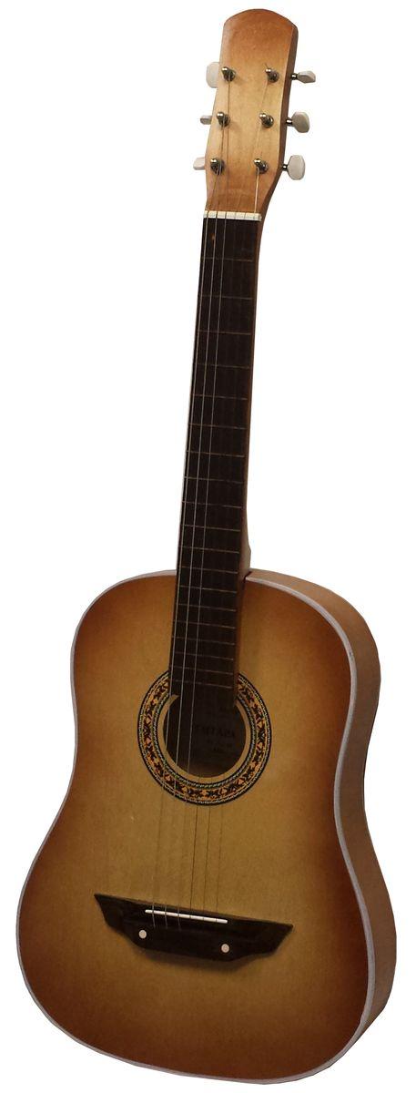 Аккорд Classic 1, Brown акустическая гитара