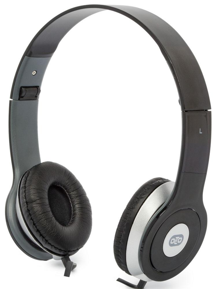 OLTO VS-15, Black наушникиO00001296Накладные наушники OLTO VS-15 с отличным качеством звучания. Оснащены встроенным микрофоном, а также пультом для быстрого и удобного переключения между музыкой и вызовами. Подключив их к своему смартфону или планшету вы сможете не только наслаждаться любимой музыкой, но и с легкостью ответить на звонок, не доставая гаджет. Особенностью данной модели является плоский кабель с защитой от спутывания, который не перекручивается и не завязывается в узлы. Кроме того, L-образный штекер наушников OLTO VS-15 также обеспечивает еще большую прочность и долговечность кабеля. Стоит также отметить наличие специального зажима, который помогает надежно закрепить кабель.