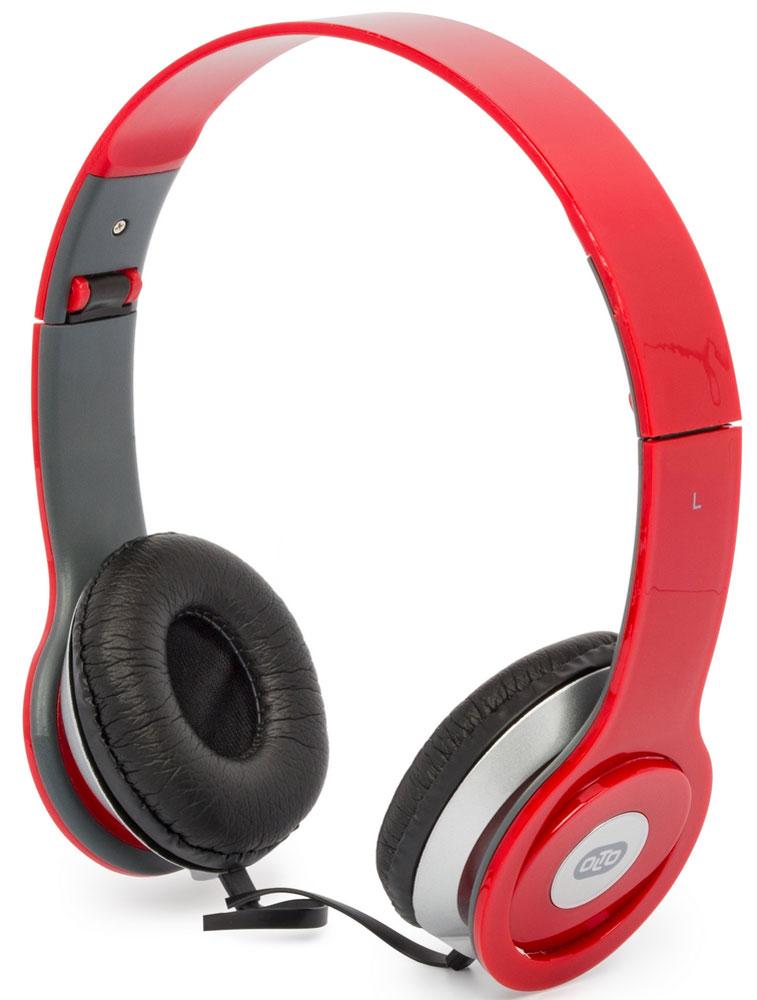 OLTO VS-15, Red наушникиO00001297Накладные наушники OLTO VS-15 с отличным качеством звучания. Оснащены встроенным микрофоном, а также пультом для быстрого и удобного переключения между музыкой и вызовами. Подключив их к своему смартфону или планшету вы сможете не только наслаждаться любимой музыкой, но и с легкостью ответить на звонок, не доставая гаджет. Особенностью данной модели является плоский кабель с защитой от спутывания, который не перекручивается и не завязывается в узлы. Кроме того, L-образный штекер наушников OLTO VS-15 также обеспечивает еще большую прочность и долговечность кабеля. Стоит также отметить наличие специального зажима, который помогает надежно закрепить кабель.