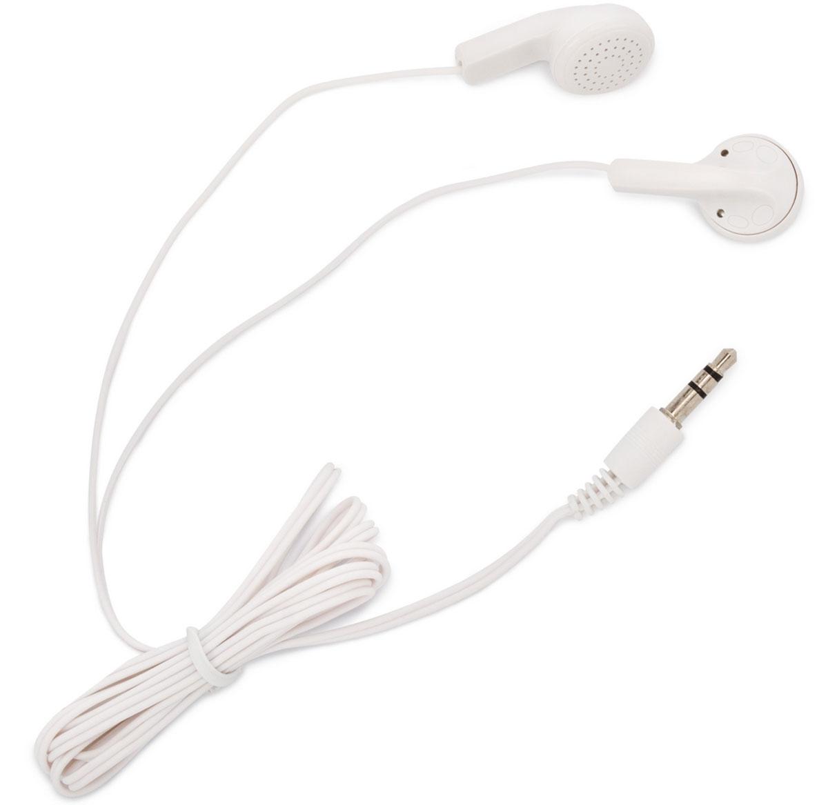 OLTO VS-820, White наушникиO00001235Внутриканальные стереонаушники OLTO VS-820 с отличным качеством звучания. Подключив их к своему смартфону или планшету вы сможете наслаждаться любимой музыкой.