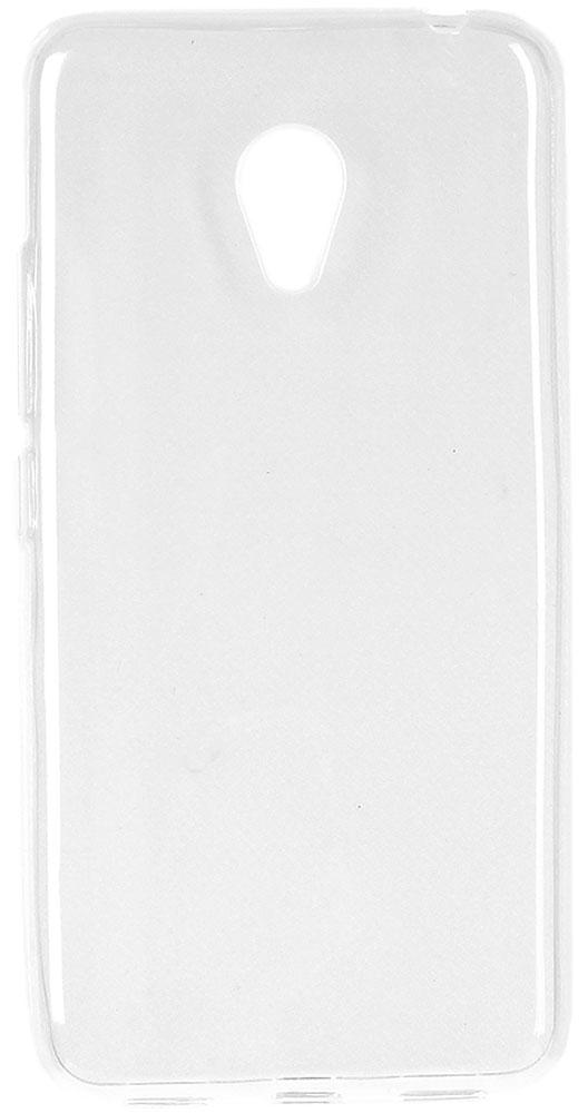 Pulsar Clipcase TPU чехол для Meizu M3s Mini, Clear
