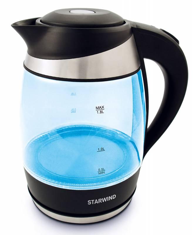 Starwind SKG2218, Blue Black чайник электрическийSKG2218