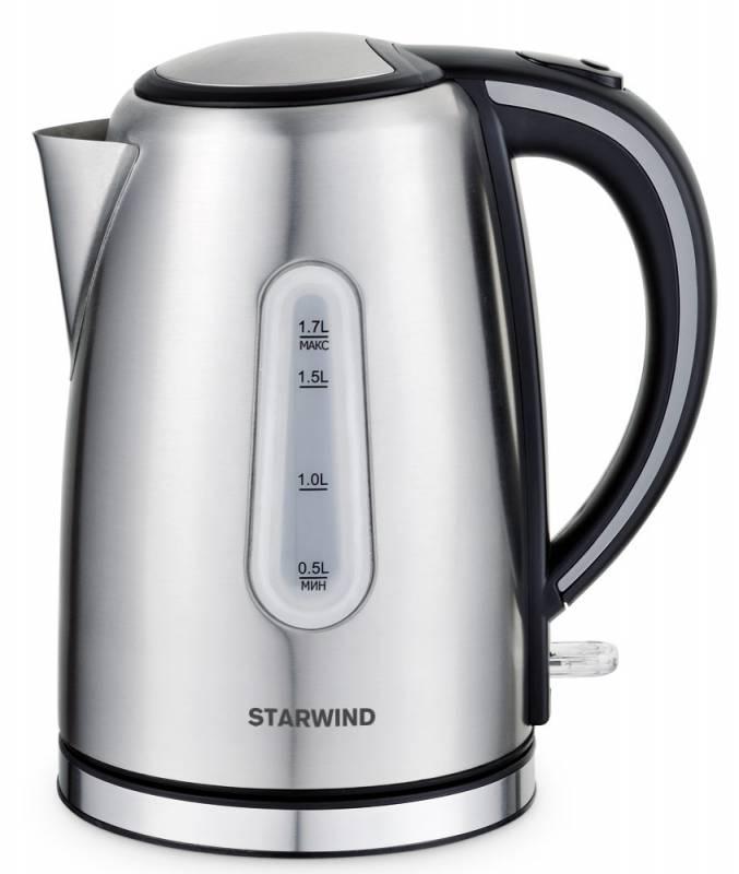 Starwind SKS5540, Silver чайник электрическийSKS5540