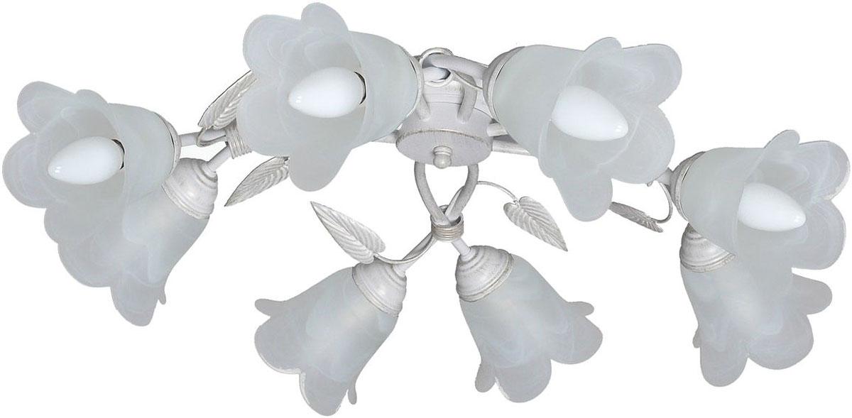 Люстра потолочная Аврора Стелла, 8 х E14, 60 W. 10018-8C10018-8C