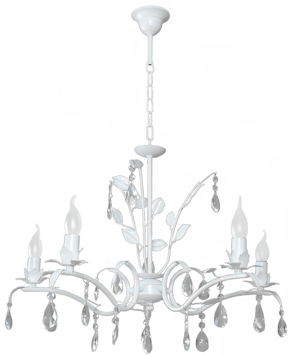 Люстра подвесная Аврора Сицилия, 5 х E14, 60 W. 10075-5L10075-5L
