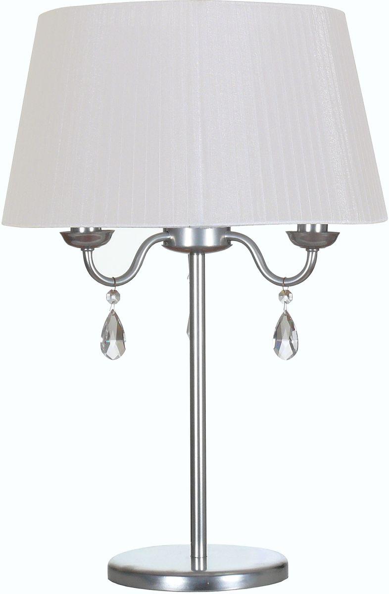 Лампа настольная Аврора Адажио, 3 х E14, 60 W. 10086-3N10086-3N