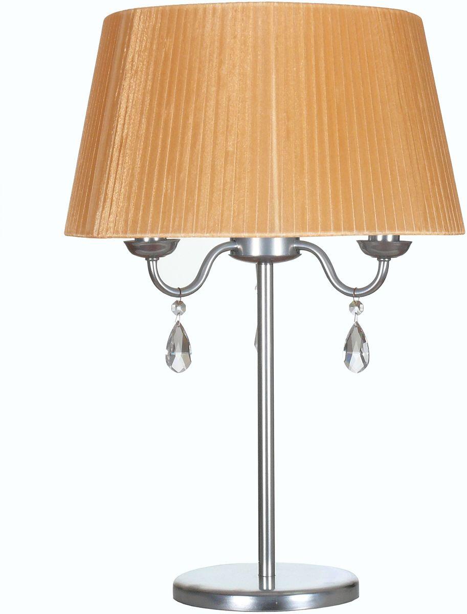 Лампа настольная Аврора Адажио, 3 х E14, 60 W. 10087-3N10087-3N