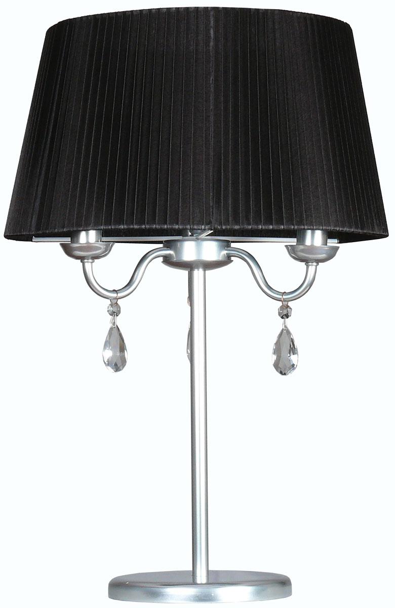 Лампа настольная Аврора Адажио, 3 х E14, 60 W. 10088-3N10088-3N