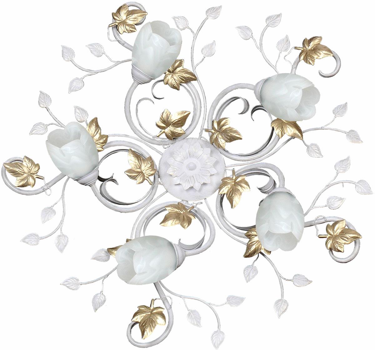 Люстра потолочная Аврора Флоренция, 5 х E14, 60 W. 10115-5C10115-5C