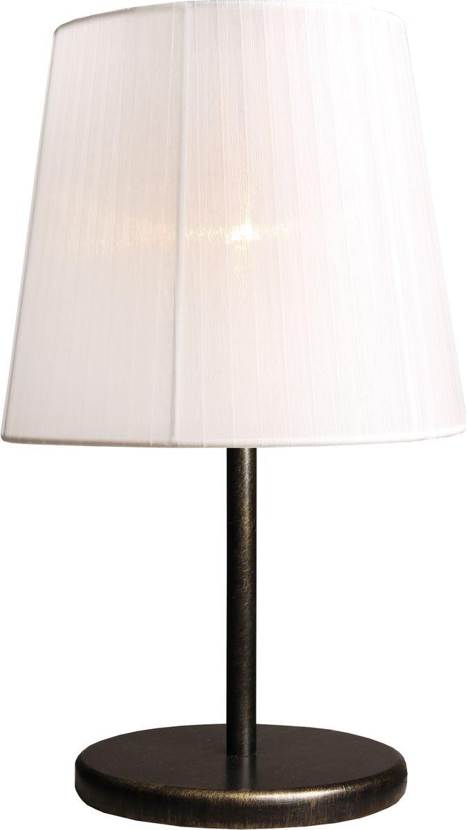 Лампа настольная Аврора Универсал, 1 х E14, 60 W. 10126-1N10126-1N