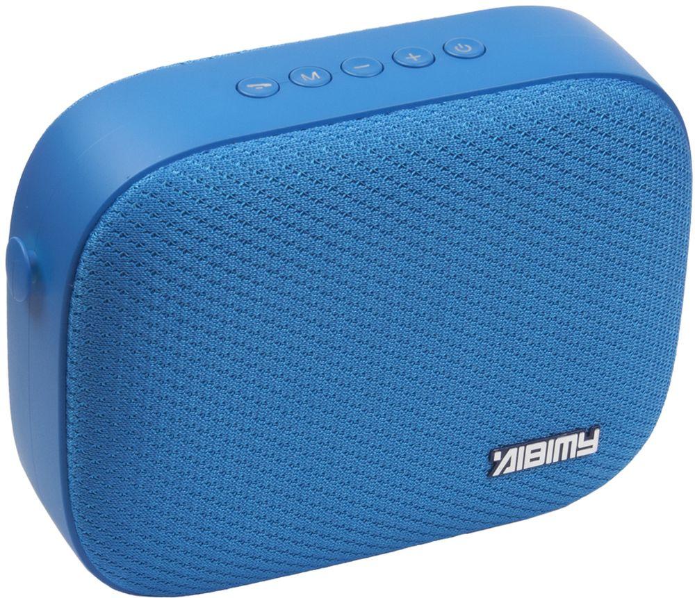 Liberty Project MY550BT, Blue портативная Bluetooth-колонка0L-00029230поддержка Bluetooth, FM радио, встроенный микрофон