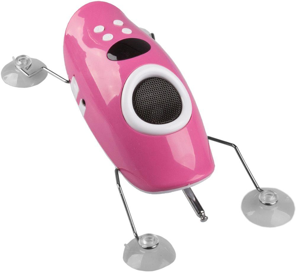 Liberty Project Таракан, Pink портативная Bluetooth-колонка