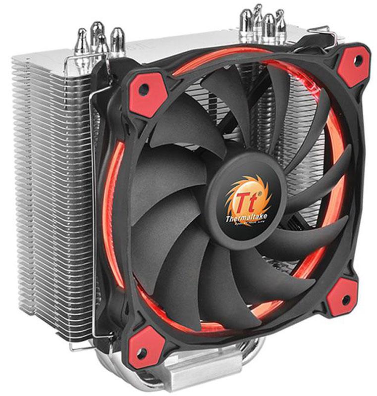 Thermaltake Riing Silent 12 Red кулер компьютерный CL-P022-AL12RE-A