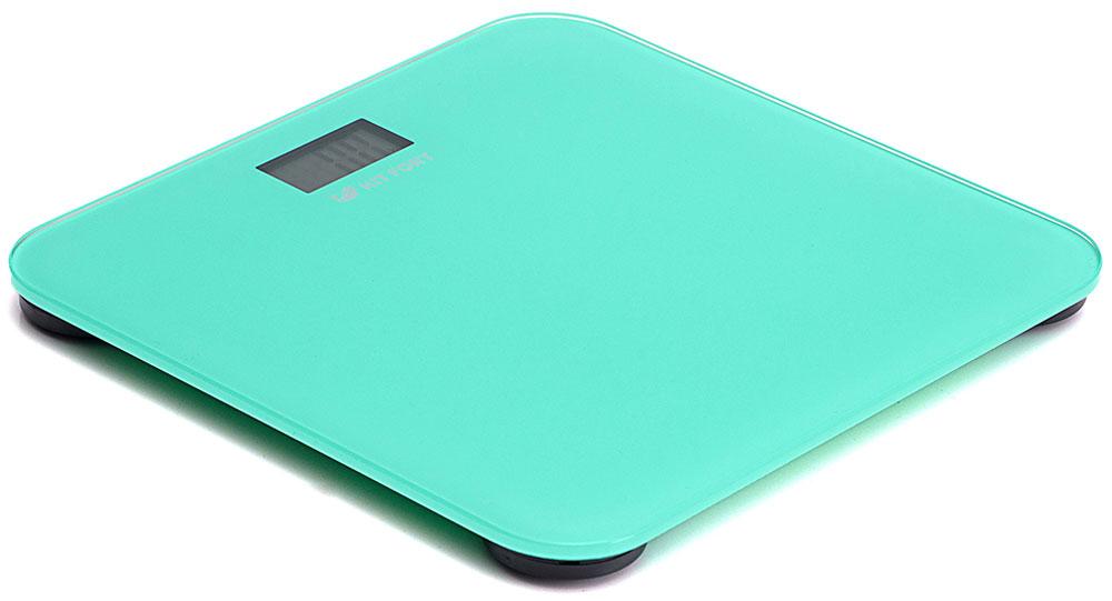 Kitfort КТ-804-1, Turquoise весы напольныеКТ-804-1Электронные напольные весы Kitfort КТ-804 обеспечивают высокую точность измерения и станут неизменным спутником для людей, следящих за своим весом. Весы оснащены жидкокристаллическим дисплеем с крупными цифрами, что делает их использование максимально удобным. Платформа выполнена из высокопрочного полированного стекла, а прорезиненные ножки обеспечивают весам дополнительную устойчивость и предотвращают их скольжение по полу, что гарантирует безопасность во время взвешивания. Включение и выключение весов Kitfort КТ-804 происходит автоматически. После взвешивания показания весов фиксируются. При каждом включении весы автоматически калибруются и тарируются для обеспечения большей точности показаний. Весы имеют яркий привлекательный дизайн, благодаря чему украсят собой любой интерьер. Минимальный вес: 2,5 кг
